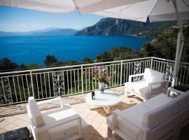 Villa Caterina Affittacamere, bed & breakfast a Maratea