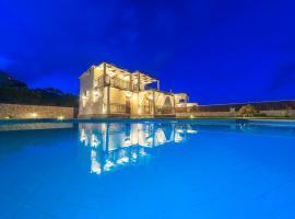 Eden Villas, hotel near Shipwreck Beach, Anafonítria
