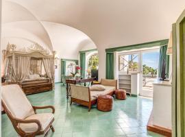 Villa Calypso, B&B in Capri
