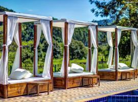 Pratas Thermas Resort, resort in São Carlos