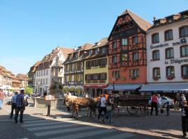 Les Appartements d'Alicia, hotel in Obernai