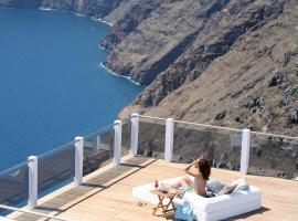Rocabella Santorini Hotel & Spa, hotel in Imerovigli