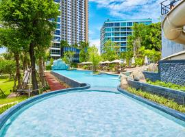 Unixx by Fantasea Beach, hotel in Pattaya South