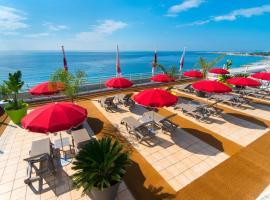 Aparthotel Adagio Nice Promenade des Anglais, hôtel  près de: Aéroport de Nice-Côte d'Azur - NCE