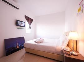 Ipoh Road Hotel, hotel near Federal Territory Mosque, Kuala Lumpur