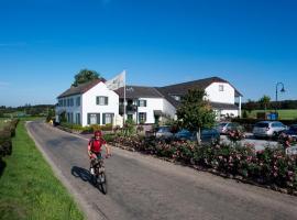 Hotel Restaurant Gerardushoeve, hotel near Wittem Castle, Heijenrath