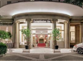 Hotel Europäischer Hof Heidelberg, Hotel in der Nähe von: Hockenheimring, Heidelberg