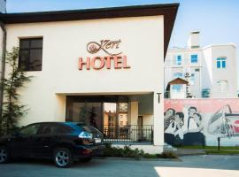Privāta brīvdienu naktsmītne Hotel Kert Rīgā