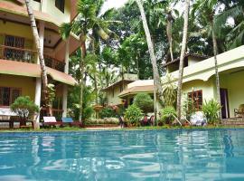 Ideal Ayurvedic Resort Kovalam, accessible hotel in Kovalam