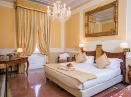 Hotel Bristol Palace, hotel in Genoa