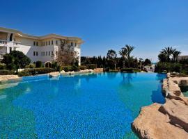 Medina Belisaire And Thalasso, отель в Хаммамете