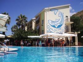 Hotel La Tonnara, hotel ad Amantea