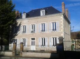 La Sauldre, B&B in Vailly-sur-Sauldre