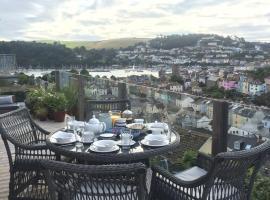 Compass Rose, hotel near Dartmouth Castle, Dartmouth