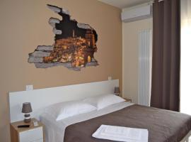 Civico 28, hotel con parking en Matera