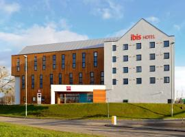 ibis Gloucester, hotel near Gloucestershire Royal Hospital, Gloucester