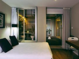Hotel Living 55, hotel en Bogotá