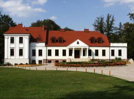Dwór Stary Chotów, hotel in Kalisz