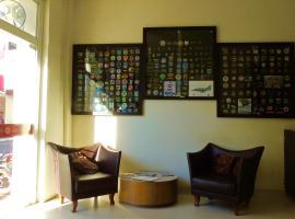 Hotel Oriente, отель в городе Итажуба