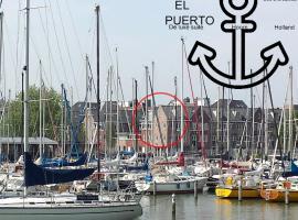 El Puerto Bed and Breakfast, B&B in Hoorn