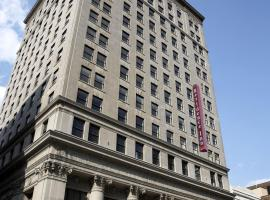 Residence Inn Columbus Downtown, boutique hotel in Columbus
