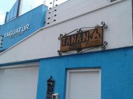 Tanan Hostel, self catering accommodation in São Luís