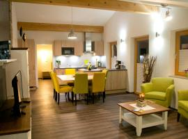Appartement Tirol, family hotel in Biberwier