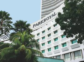 PARKROYAL Serviced Suites,Singapore, apartment in Singapore