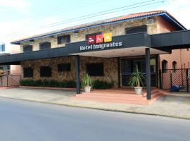 Hotel Imigrantes - São Pedro SP, hotel em São Pedro
