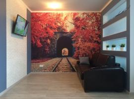 Lux apartment with jacuzzi, hotel with jacuzzis in Sergiyev Posad