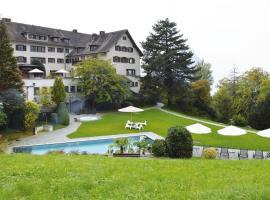 See- und Seminarhotel FloraAlpina Vitznau, hotel in Vitznau