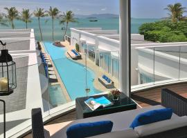 The Privilege Hotel Ezra Beach Club, отель в городе Пляж Банг Рак
