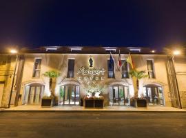 Melqart Hotel, hotell i Sciacca