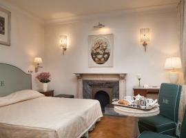 Hotel Executive, hotel romantico a Firenze
