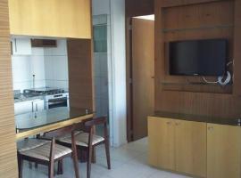 Flat Studio Iracema apto 602, hotel near Maracatu Museum, Fortaleza
