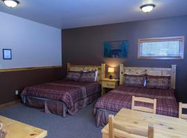 Leavenworth Camping Resort Lodge 3, resort village in Leavenworth