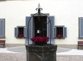 Villa Montarioso, מלון בסיינה