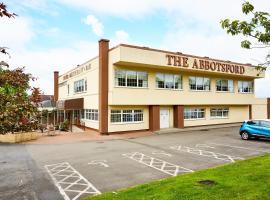 Abbotsford Hotel, hotel near The Hill House, Dumbarton