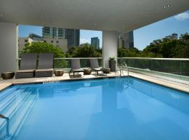 Homewood Suites by Hilton Miami Downtown/Brickell, hotel v Miami
