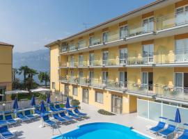 Hotel Drago, hotell i Brenzone sul Garda