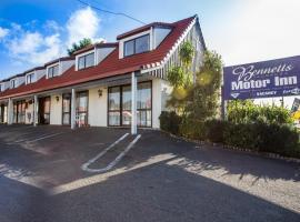 Bennetts Thermal Pools Motor Inn, motel in Tauranga