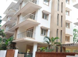 Ivy Retreat- Serviced Apartments, self catering accommodation in Baga