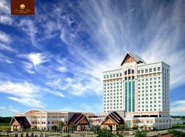 Don Chan Palace Hotel & Convention, hotel in Vientiane