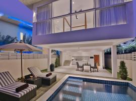 Samui Blue Orchid - Adult Only, отель в Чонгмон-Бич