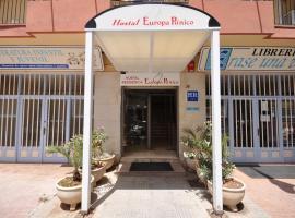 Hostal Residencia Europa Punico, hotel in Ibiza Town