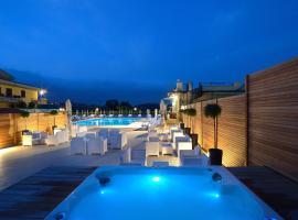 Hotel Ristorante Dante, hotell i Torgiano