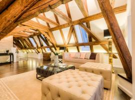 Residence Wollzeile, pet-friendly hotel in Vienna