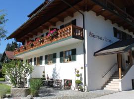 Hotel Garni Gästehaus Brand, Hotel in Bad Wiessee