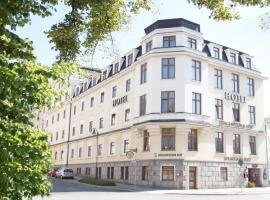 Hotel Lengenfelder Hof, Hotel in Lengenfeld
