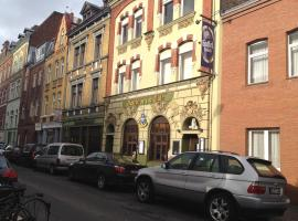 Hotel Gasthaus Zur Eule, Bed & Breakfast in Köln